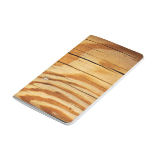 Bloques de madera cuadernos