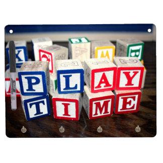 Bloques de madera del juguete de Childs Tableros Blancos