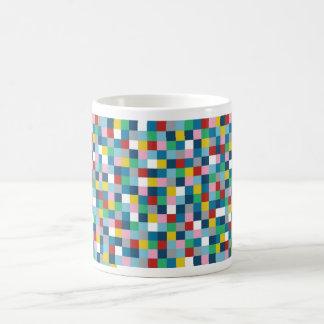 Bloques del color taza