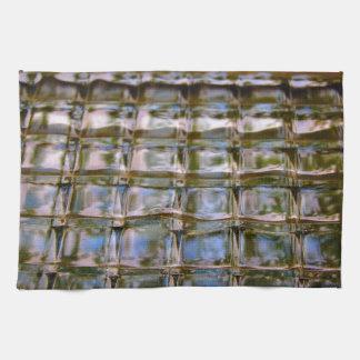 Bloques del vitral toallas