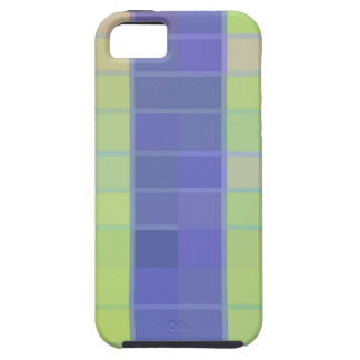 Bloques o rayas funda para iPhone SE/5/5s