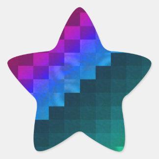 Bloques Pegatina En Forma De Estrella