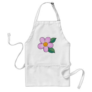 Blossom 07 Candy Pink Adult Apron