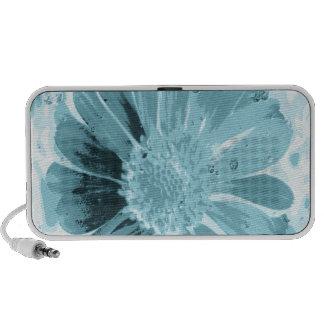 blossom aqua mini speakers