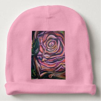 Blossom baby hat