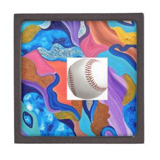 Blossom Baseball Gift Box