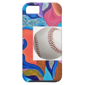 Blossom Baseball iPhone SE/5/5s Case