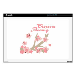 """Blossom Beauty Skins For 17"""" Laptops"""