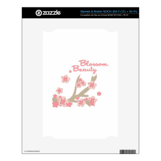 Blossom Beauty NOOK Decal