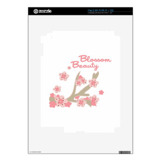 Blossom Beauty iPad 2 Skins