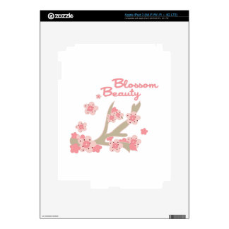 Blossom Beauty Skins For iPad 3