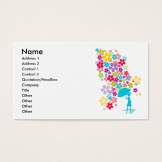 Blossom_Breeze Business Card