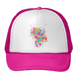 Blossom_Breeze Trucker Hats