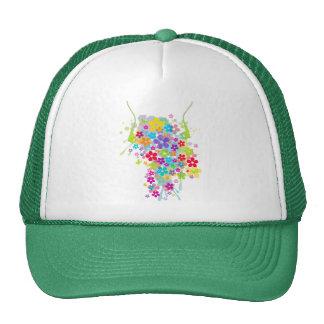 Blossom_Breeze Mesh Hats