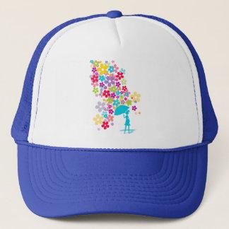 Blossom_Breeze Trucker Hat
