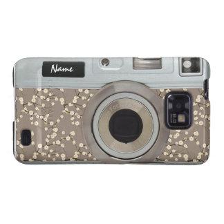 Blossom Camera Case Samsung Galaxy SII Cases