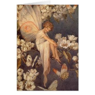 Blossom Fairy Card