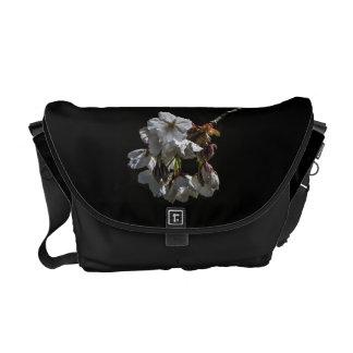 Blossom Flowers Courier Bag