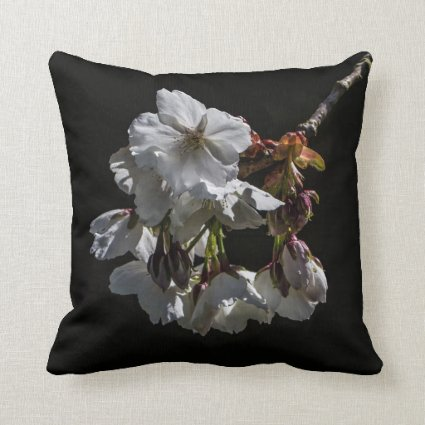Blossom Flowers Pillows