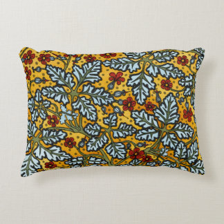 Blossom Foilage Accent Pillow