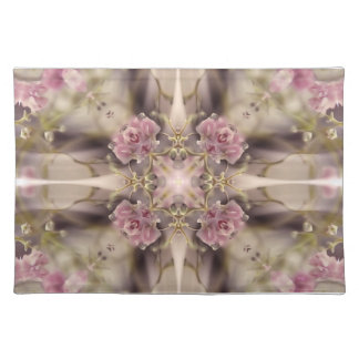 Blossom Glow I Mandala (series of five) Placemat