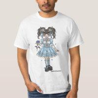 Blossom Gothic Lolita Shirt