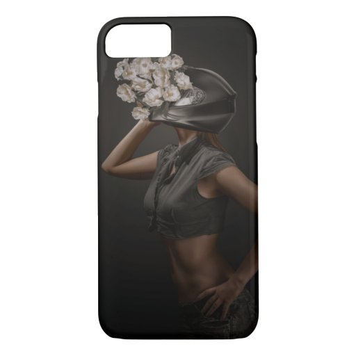 Blossom helmet. iPhone 8/7 case