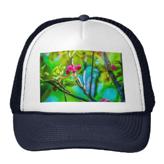 Blossom Inside Trucker Hat