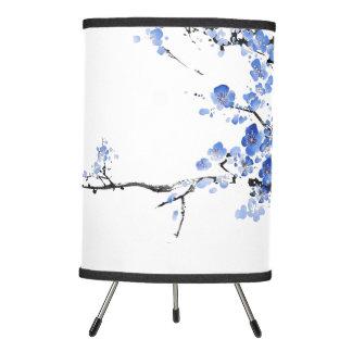 blossom lamp - blue