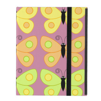 Blossom Like a Butterfly iPad Cover