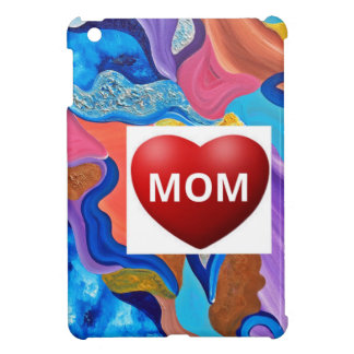 Blossom Love Mom iPad Mini Covers