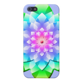 Blossom Mandala iPhone SE/5/5s Case