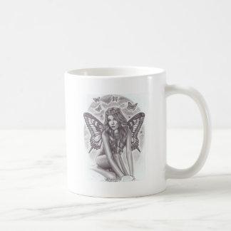 Blossom Classic White Coffee Mug