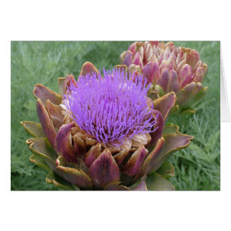 Blossom of a Thistle Card