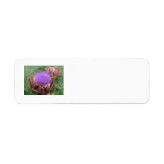 Blossom of a Thistle Label