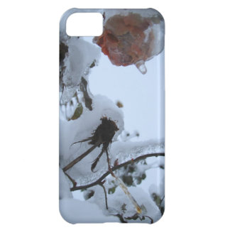 Blossom of Snow Case For iPhone 5C