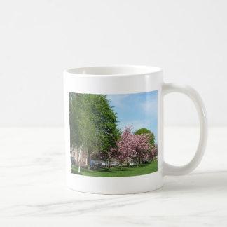 Blossom on Denholm Green Coffee Mug