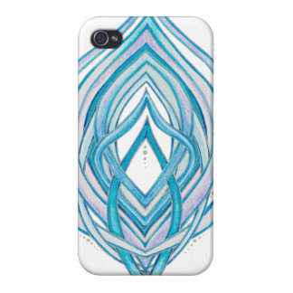Blossom Open Customizable iPhone 4 Case