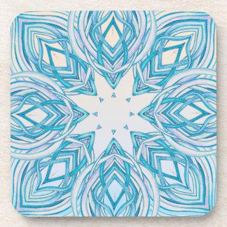 Blossom Open Mandala | Coaster Set