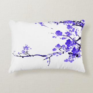 blossom pillow - violet