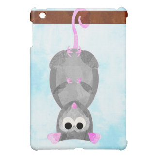 Blossom the Possom iPad Mini Cases