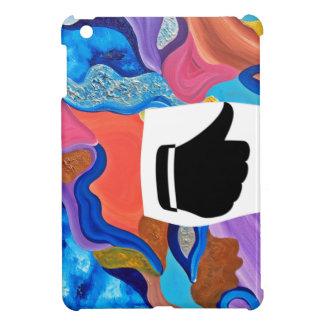 Blossom Thumbs Up iPad Mini Cover