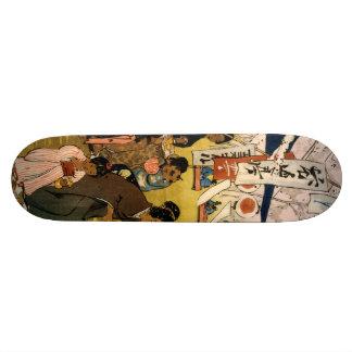 Blossom time in Tokyo Skateboard Deck