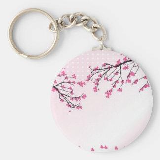 Blossom tree key chain