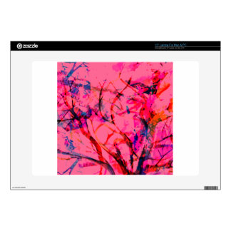 Blossom Tree Laptop Decal