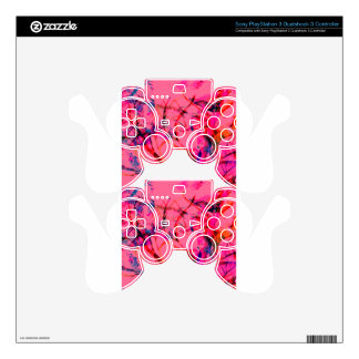Blossom Tree PS3 Controller Skin