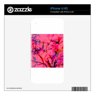 Blossom Tree Skin For The iPhone 4S