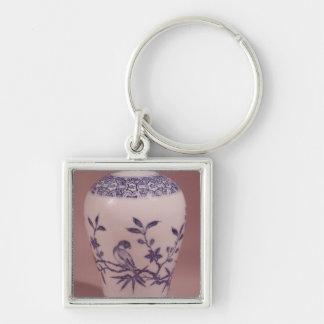 Blossom vase, Ming dynasty Keychain