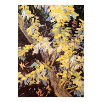 Blossoming Acacia Branches by Vincent van Gogh Card