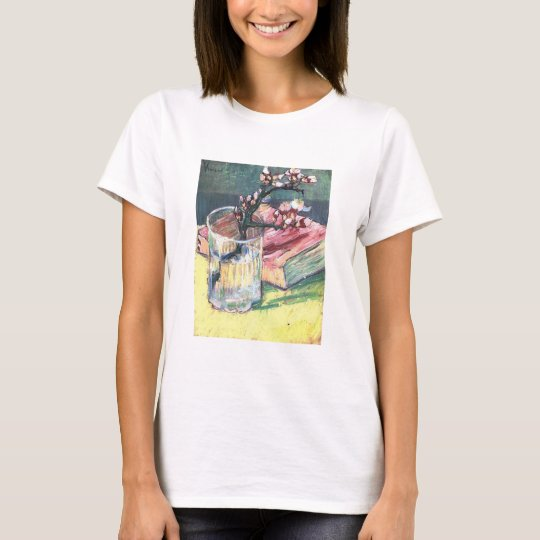 Blossoming Almond Branch...by Vincent van Gogh T-Shirt